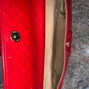 Gucci Bags - red vintage gucci clutch
